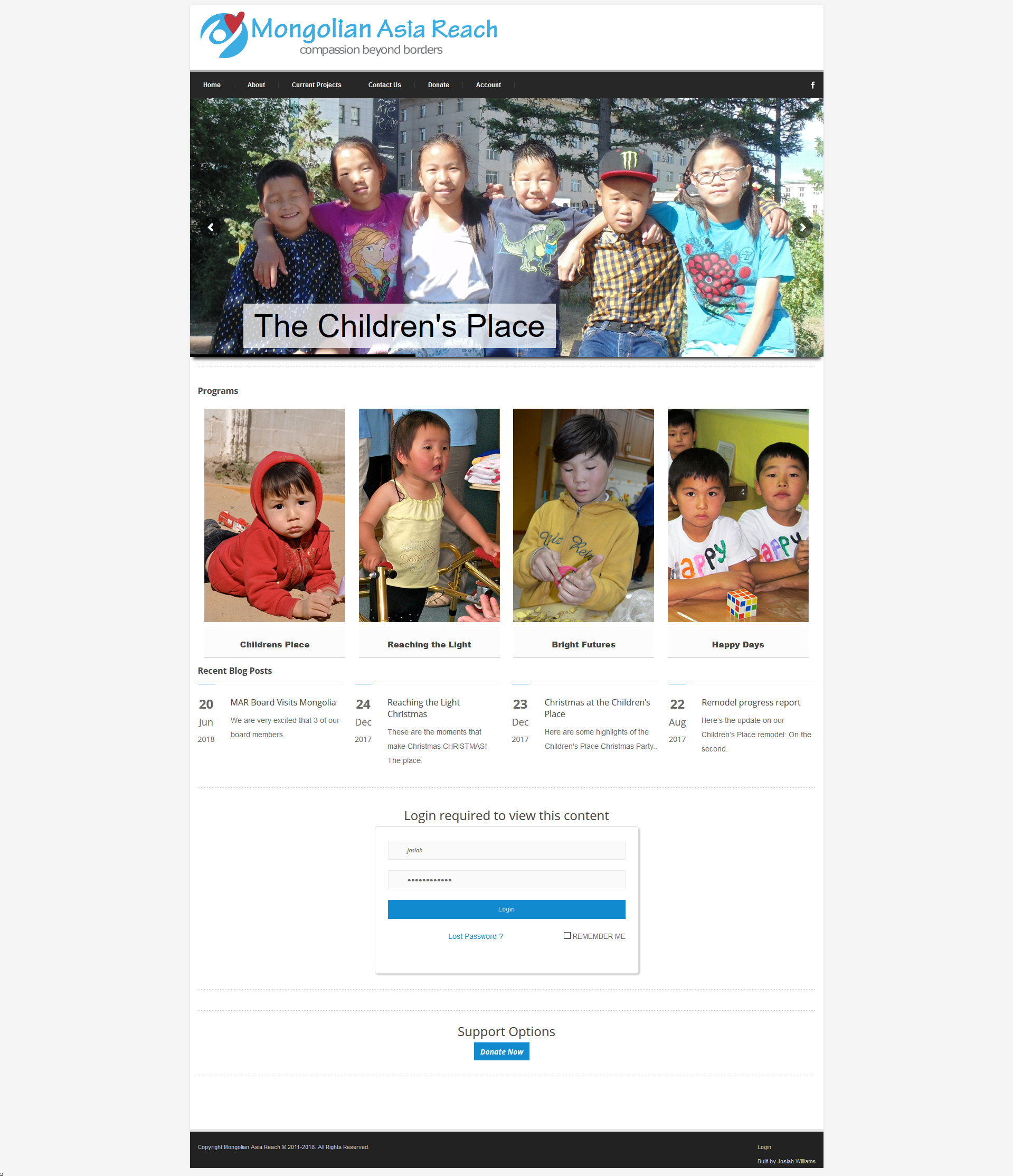 Mongolian Asia Reach - Homepage